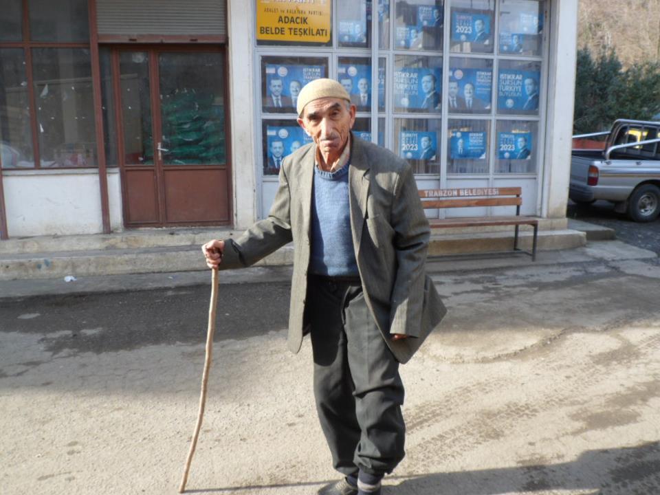 Yaşar Çolak Trabzon Çamlık Hastanesinde Yatıyor