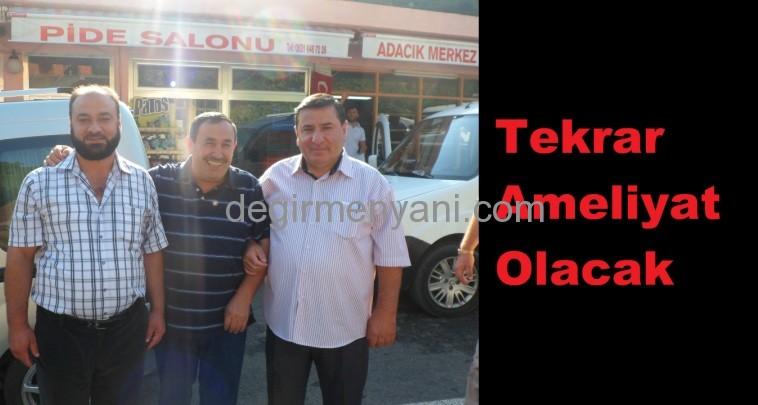 Ankara'ya Gitti