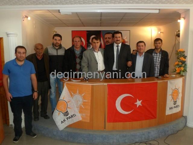 Belediye Meclis Üyeliği Başvurusu Yaptı