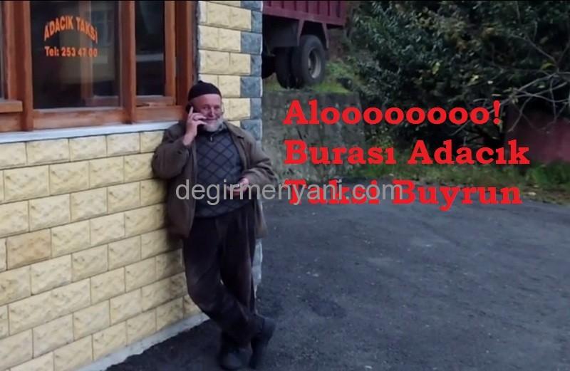 Ahmet Dede Telefona Bakarsa
