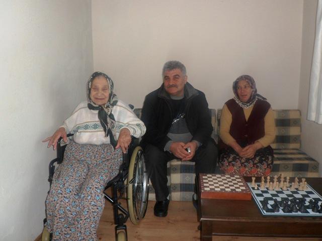 Huzur Evine Ziyaret