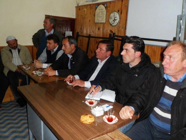 Benlitaş Mah. Toplantı Yapıldı