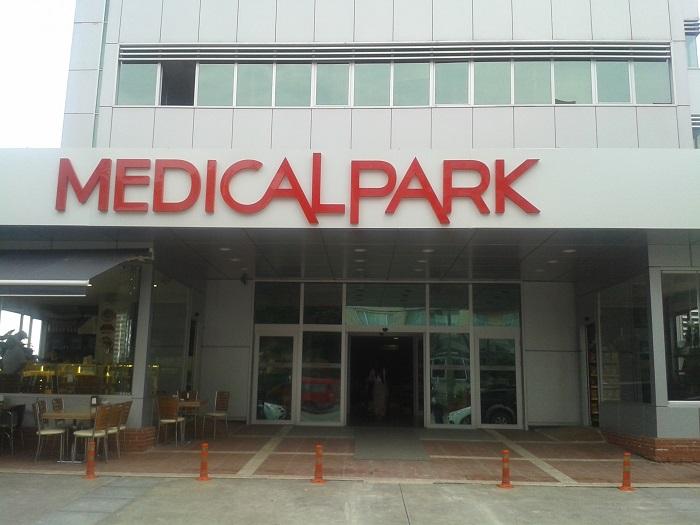 Hastaneden Taburcu Oldu.