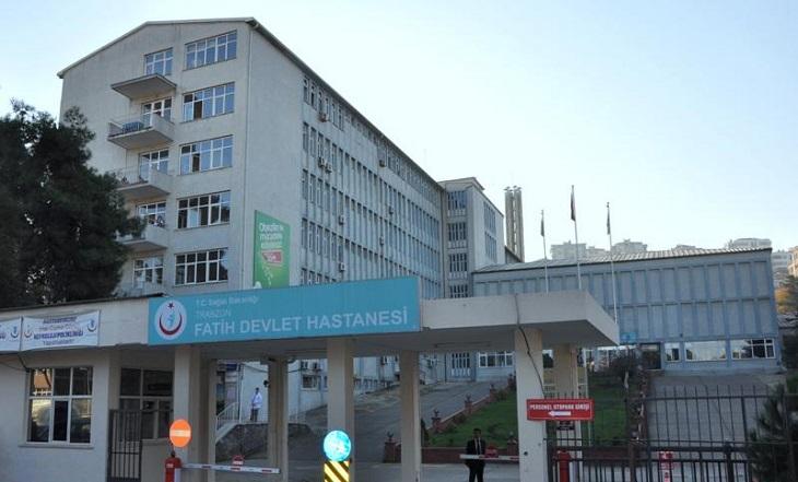 Fatih Devlet Hastanesine Kaldırıldı