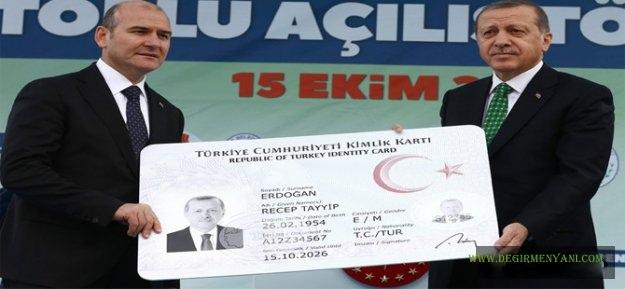 Trabzon, Çipli Kimliğe Geçiyor