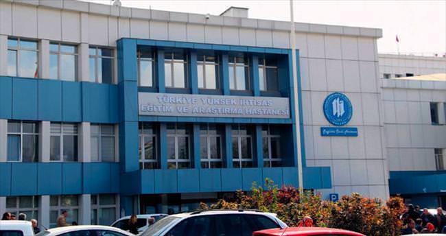 Ankara'da Ameliyat Oldu