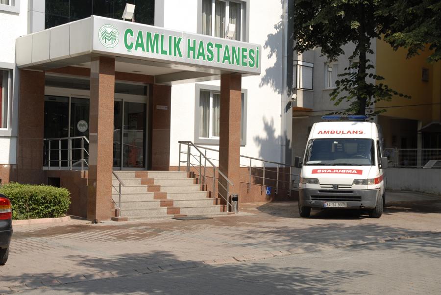 Trabzon Çamlık Hastanesinde Yatıyor(TABURCU OLDU)