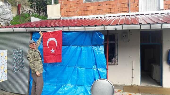 Adacık'tan Afrin'e Destek