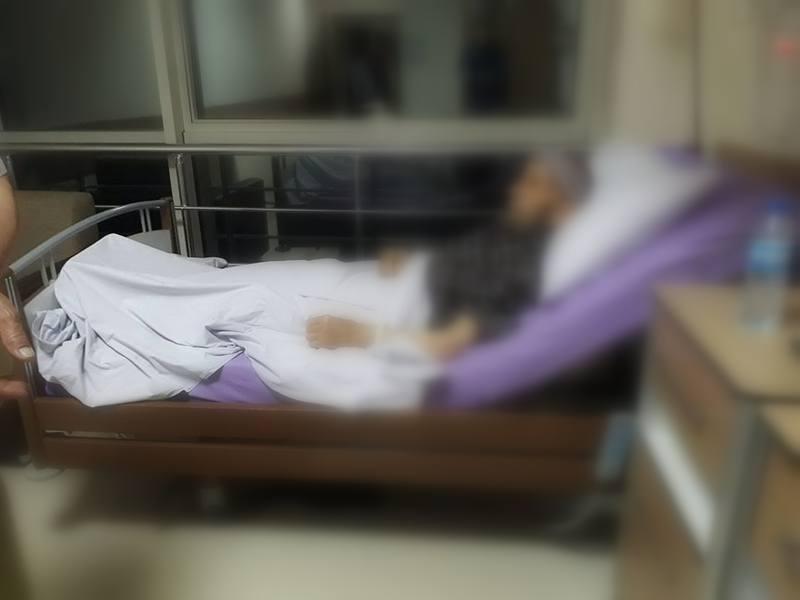 Koca Çınar Hastanede Yatıyor(TABURCU OLDU)