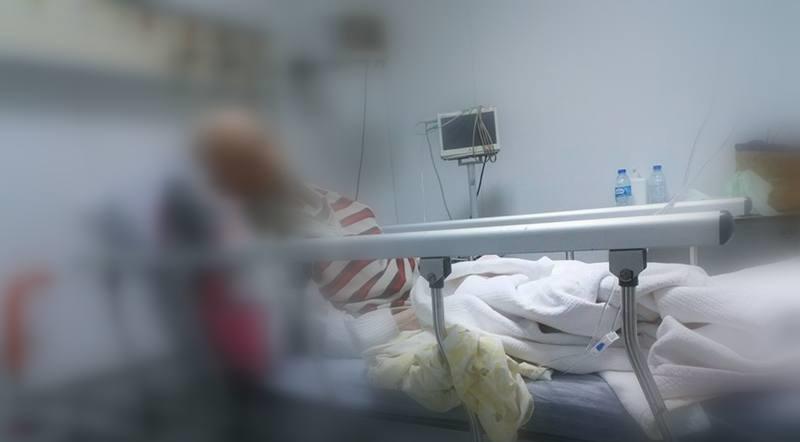 Hastanede Yatıyor(TABURCU OLDU)