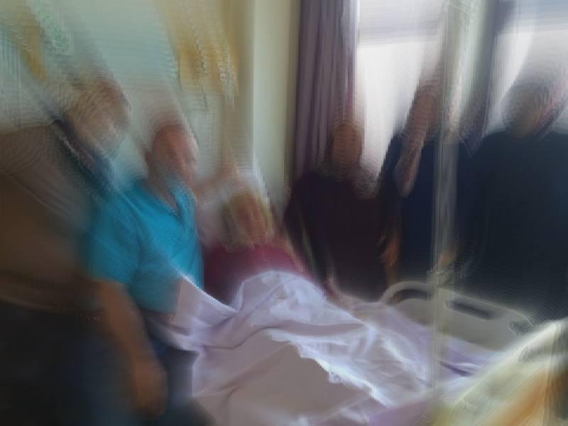 Ameliyat Oldu Hastanede Yatıyor