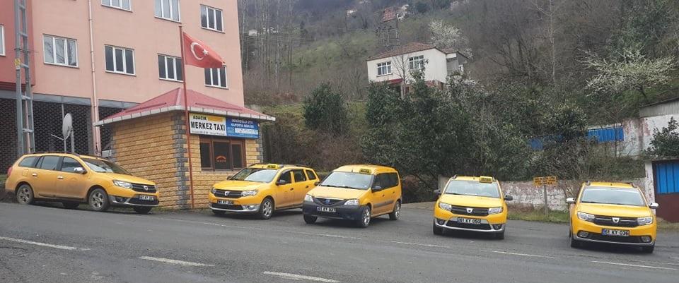 1 Nisan'da Adacık Taksi Ücretlerine Zam Var