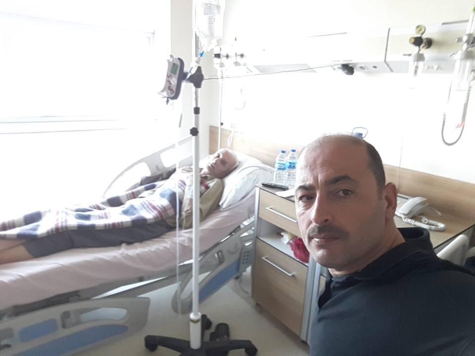 Kutozlu Ahmet Hastanede Yatıyor (TABURCU OLDU)