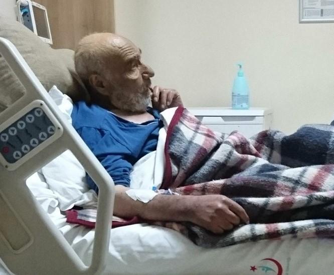 Kutoz'un Çınarı Hastanede Yatıyor (Taburcu Oldu)