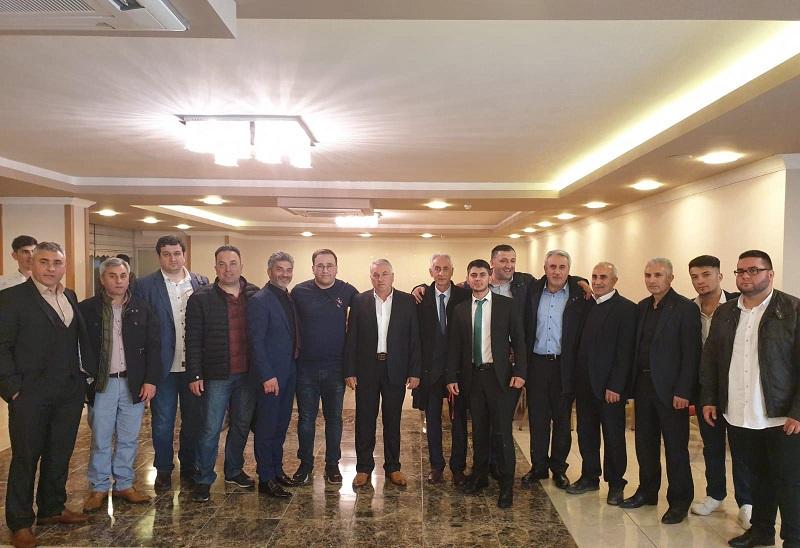 Ankara'da Karadeniz Düğünü