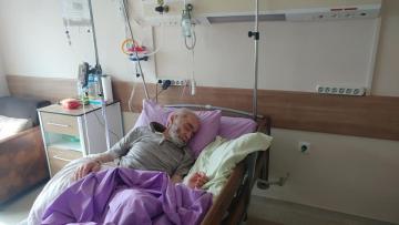 Hastanede Yatıyor(VEFAT ETTİ)