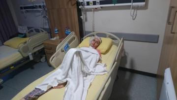 Çok Şükür Hastaneden Sevindirici Haber Geldi(TABURCU OLDU)