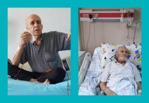 Baba ve Oğlu Hastanede Yatıyor