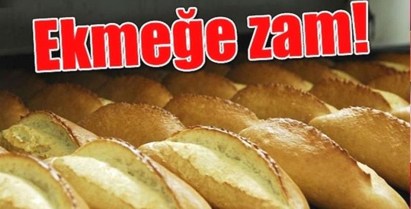Adacık'ta ekmek fiyatlarına zam geldi!