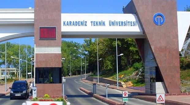 Uğur Çevik KTÜ'nün rektörlüğüne başvurusunu yaptı