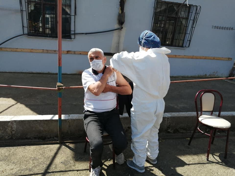 Randevusuz Aşıya Yoğun Talep