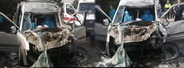 Adacıklı Aile Kaza Yaptı, Anne ve kızı Öldü
