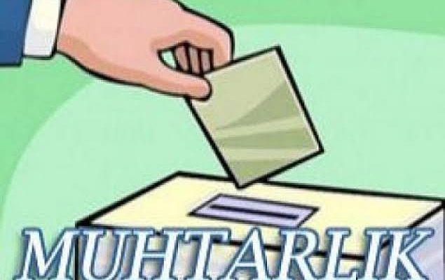 Adacık Mahallesi Muhtarlık Seçim Sonucu